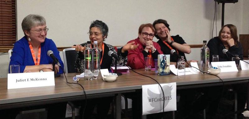 Fantasycon Panel 2015